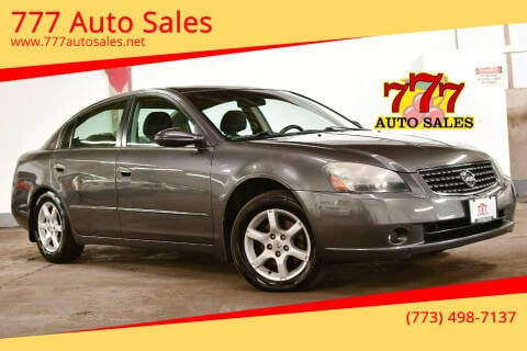 2005 Nissan Altima for sale at 777 Auto Sales in Bedford Park IL