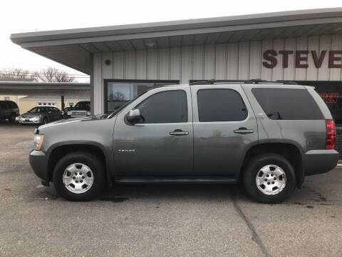 2011 Chevrolet Tahoe for sale at STEVE'S AUTO SALES INC in Scottsbluff NE