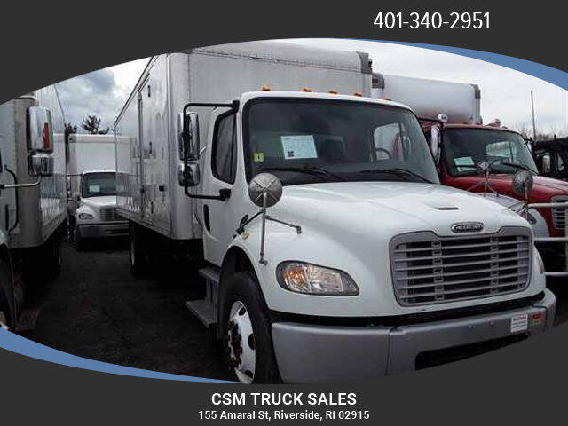 2014 Freightliner M2 106 for sale at CSM TRUCK SALES in Riverside RI
