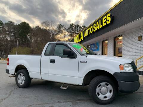 2006 Ford F-150 for sale at HOLA AUTO SALES CHAMBLEE- BUY HERE PAY HERE - in Atlanta GA