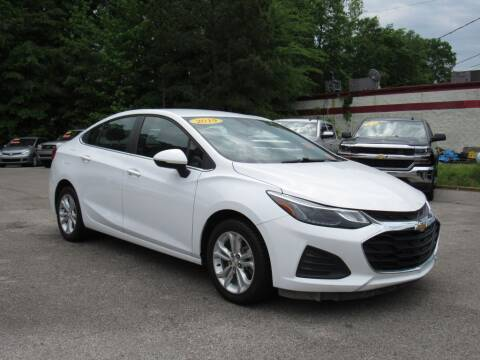 2019 Chevrolet Cruze for sale at Discount Auto Sales in Pell City AL