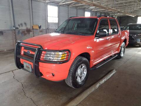 2004 Ford Explorer Sport Trac for sale at Motorcars Group Management - Bud Johnson Motor Co in San Antonio TX