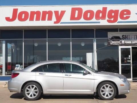 2007 Chrysler Sebring for sale at Jonny Dodge Chrysler Jeep in Neligh NE
