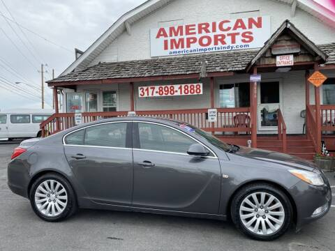 2011 Buick Regal for sale at American Imports INC in Indianapolis IN