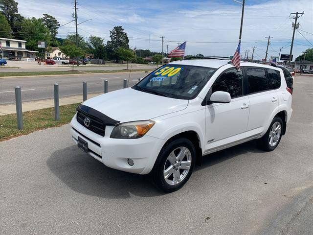 2007 Toyota RAV4 for sale at Kelly & Kelly Auto Sales in Fayetteville NC