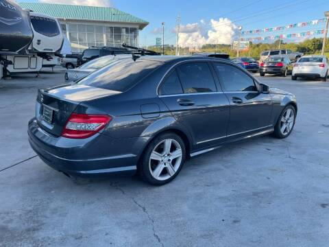 2011 Mercedes-Benz C-Class for sale at Autoway Auto Center in Sevierville TN