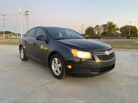 2014 Chevrolet Cruze for sale at King of Cars LLC in Bowling Green KY