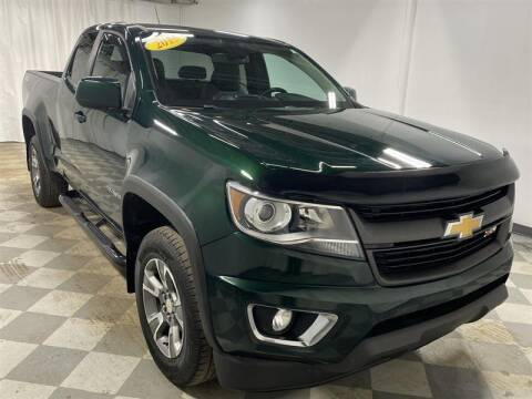 2015 Chevrolet Colorado for sale at Mr. Car LLC in Brentwood MD