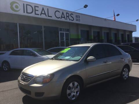 2009 Kia Spectra for sale at Ideal Cars East Mesa in Mesa AZ