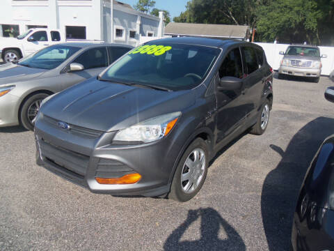 2014 Ford Escape for sale at ORANGE PARK AUTO in Jacksonville FL