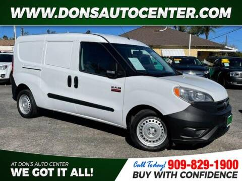 2017 RAM ProMaster City Wagon for sale at Dons Auto Center in Fontana CA