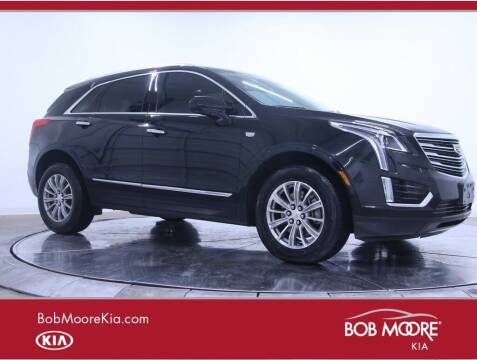 2017 Cadillac XT5 for sale at Bob Moore Kia in Oklahoma City OK