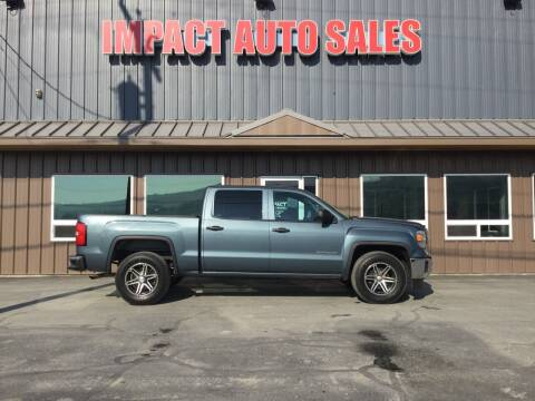2014 GMC Sierra 1500 for sale at Impact Auto Sales in Wenatchee WA