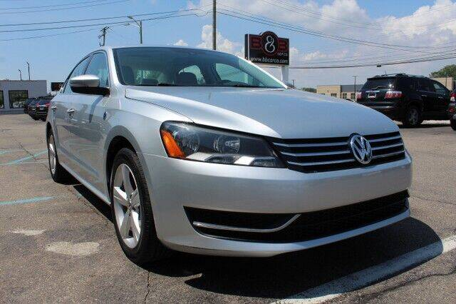 2014 Volkswagen Passat for sale at B & B Car Co Inc. in Clinton Twp MI