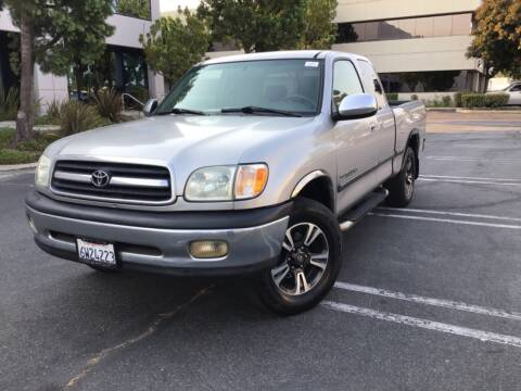 2002 Toyota Tundra for sale at Tri City Auto Sales in Whittier CA