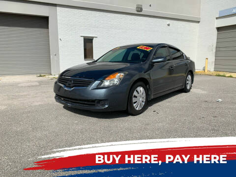 2007 Nissan Altima for sale at Mid City Motors Auto Sales - Mid City South in Fort Myers FL