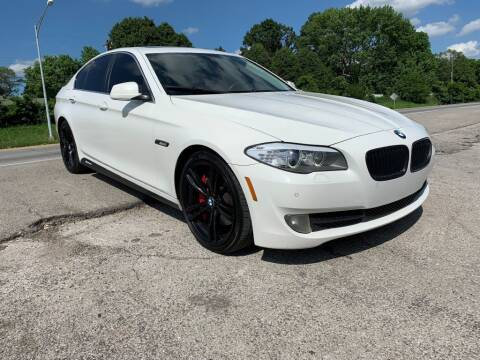 2013 BMW 5 Series for sale at InstaCar LLC in Independence MO