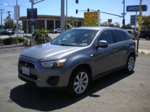 2014 Mitsubishi Outlander Sport for sale at AUTO SELLERS INC in San Diego CA