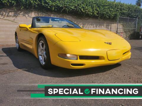 2002 Chevrolet Corvette for sale at My Next Auto in Anaheim CA