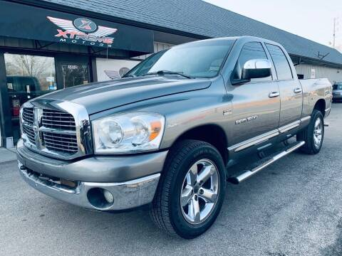 2007 Dodge Ram Pickup 1500 for sale at Xtreme Motors Inc. in Indianapolis IN