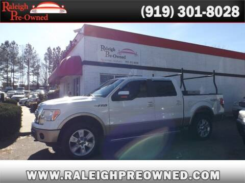 2012 Ford F-150 for sale at Raleigh Pre-Owned in Raleigh NC