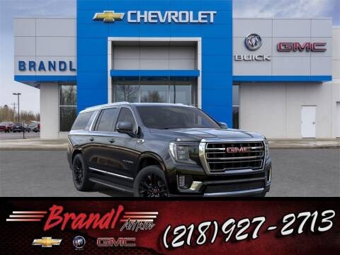 2021 GMC Yukon XL for sale at Brandl GM in Aitkin MN