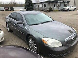 2008 Buick Lucerne for sale at WELLER BUDGET LOT in Grand Rapids MI