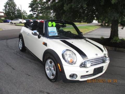 2009 MINI Cooper for sale at Euro Asian Cars in Knoxville TN