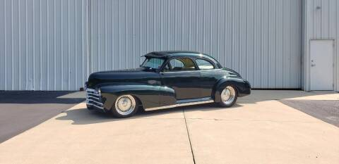 1948 Chevrolet Coupe Stylemaster GREEN HORNET for sale at Euro Prestige Imports llc. in Indian Trail NC
