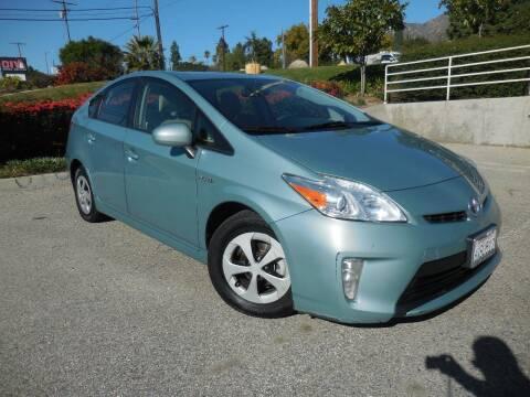 2012 Toyota Prius for sale at ARAX AUTO SALES in Tujunga CA
