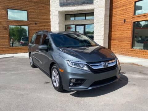 2018 Honda Odyssey for sale at Hamilton Motors in Lehi UT