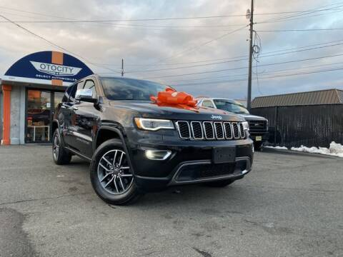 2019 Jeep Grand Cherokee for sale at OTOCITY in Totowa NJ