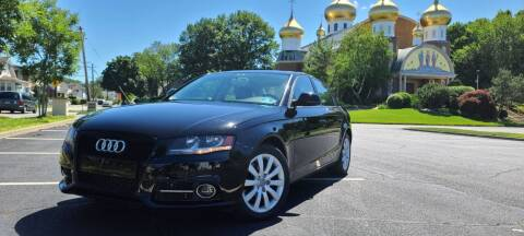 2009 Audi A4 for sale at Car Leaders NJ, LLC in Hasbrouck Heights NJ