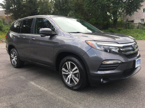 2017 Honda Pilot for sale at Car World Inc in Arlington VA