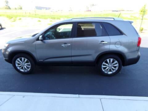 2011 Kia Sorento for sale at West End Auto Sales LLC in Richmond VA
