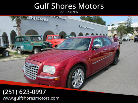 2008 Chrysler 300 for sale at Gulf Shores Motors in Gulf Shores AL