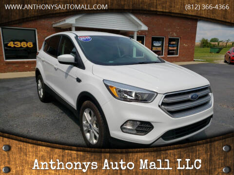 2017 Ford Escape for sale at Anthonys Auto Mall LLC in New Salisbury IN