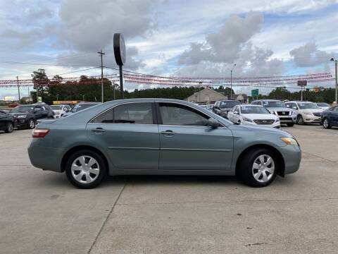 2009 Toyota Camry for sale at Direct Auto in D'Iberville MS