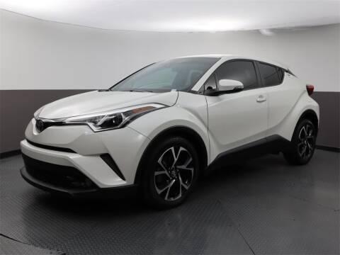 2018 Toyota C-HR for sale at Florida Fine Cars - West Palm Beach in West Palm Beach FL