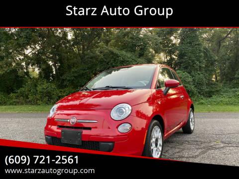 2015 FIAT 500 for sale at Starz Auto Group in Delran NJ