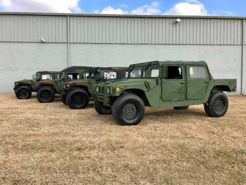 1990 AM General M998 for sale at A Motors in Tulsa OK