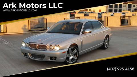 2008 Jaguar XJ-Series for sale at Ark Motors LLC in Winter Springs FL