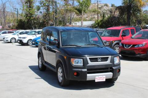 2006 Honda Element for sale at Car 1234 inc in El Cajon CA