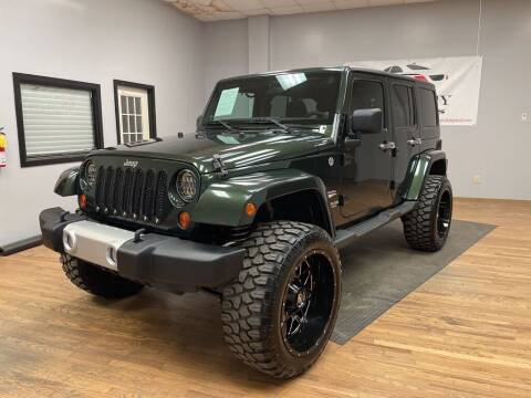 2012 Jeep Wrangler Unlimited for sale at Quality Autos in Marietta GA