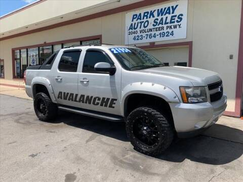 2011 Chevrolet Avalanche for sale at PARKWAY AUTO SALES OF BRISTOL in Bristol TN
