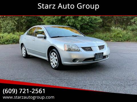 2006 Mitsubishi Galant for sale at Starz Auto Group in Delran NJ