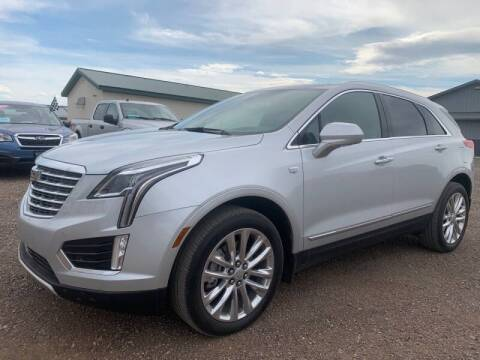 2017 Cadillac XT5 for sale at FAST LANE AUTOS in Spearfish SD