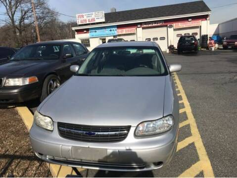 2002 Chevrolet Malibu for sale at JTR Automotive Group in Cottage City MD