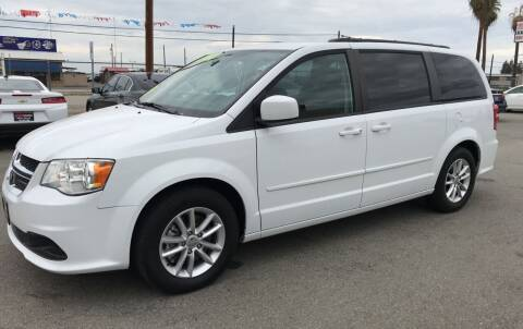 2016 Dodge Grand Caravan for sale at First Choice Auto Sales in Bakersfield CA