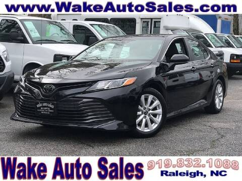 2019 Volkswagen Jetta for sale at Wake Auto Sales Inc in Raleigh NC